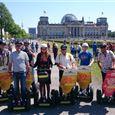 Segway Tour Berlin 3-Std. geführte Tour Top20 💚 West und Ost