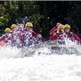 Isar-Rafting mit Barbecue
